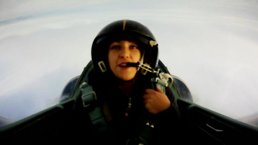 Полет на истребителях